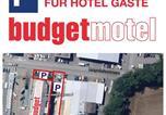 Hôtel Rümlang - Budget Motel-4