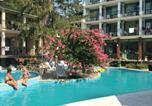 Hôtel Balchik - Park Hotel Briz - Free Parking-1