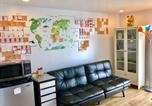 Location vacances San Francisco - Brand New Remodel Sunny Room Near Bart Station With Free Parking-2