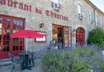 Hôtel Creuse - Hotel restaurant du thaurion-2