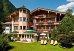 Hôtel Mayrhofen - Hotel Garni Glockenstuhl-1