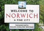 Location vacances Norwich - Budget Rooms in Nr2-1