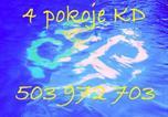 Location vacances Kazimierz Dolny - 4 pokoje Kd-3