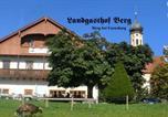 Hôtel Münsing - Landgasthof Berg-1