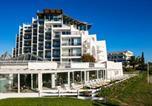 Hôtel 4 étoiles Castries - Hotel & Spa Les Bains de Camargue by Thalazur-1
