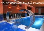 Hôtel Albacete - Hotel Spa Venta Ticiano-2