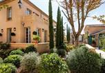 Hôtel Le Tholonet - Villa Saint-Ange-3