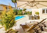 Location vacances Dénia - Beautiful home in Dénia w/ Wifi, Heated swimming pool and 3 Bedrooms-4