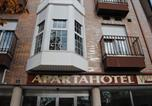 Location vacances  Province de Madrid - Apartahotel Villanueva-3