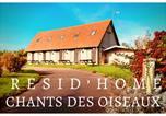 Location vacances Bennetot - Resid Home Chant des Oiseaux-1