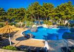Camping avec WIFI Croatie - Matilde Beach Resort-1