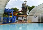 Camping avec Ambiance club Messanges - Capfun - Camping Lou Puntaou-4