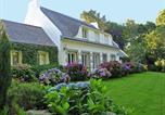 Hôtel Cléden-Cap-Sizun - Villa Les Hortensias-3