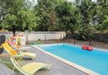 Location vacances Saint-Germain - Stunning home in St Didier sous Aubenas w/ Outdoor swimming pool and 4 Bedrooms-3