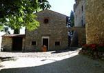 Location vacances Monteriggioni - Vintage Castle in Monteriggioni Tuscany near Forest-4