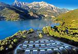 Camping avec Piscine Curbans - Campéole Le Lac-3