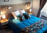 Hôtel Portiragnes - Hotel Alcyon-4
