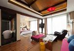 Location vacances Lijiang - Floral Hotel · The Peony Pavilion Lijiang-4