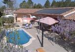 Location vacances Fox-Amphoux - B&B Villa les Tamaris-2