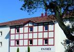 Hôtel Morcenx - Hotel The Originals Dax Nord Les Bruyères (ex Inter-Hotel)-1