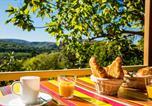 Camping avec Quartiers VIP / Premium Rhône-Alpes - Camping Le Vieux Vallon-4