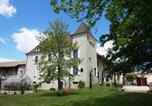 Hôtel Servignat - Le Clos De Quintaine Chambres d'Hôtes-1