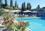 Hôtel 4 étoiles Castillon-du-Gard - Mercure Orange Centre A7/A9-1