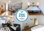 Hôtel Les Açores - Change The World Hostels - Açores - Ponta Delgada-4