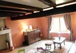 Location vacances Brossac - Maison de 2 chambres a Saint Aulaye Puymangou avec magnifique vue sur la montagne-3