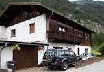 Location vacances Pettneu am Arlberg - Apartment Ingrid 2-4