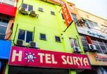 Hôtel Klang - Hotel Surya-3