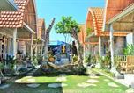 Villages vacances Karangasem - The Box Paradise Bungalow-4