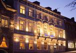 Hôtel Raeren - Design-Hotel Zur Abtei-1