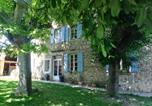 Location vacances Saint-Lattier - Studio Independant Dans Ferme 18ème-1