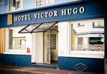 Hôtel Hennebont - Hôtel Victor Hugo Lorient-4