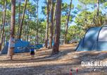 Camping Hourtin - Camping la Dune Bleue-1