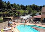 Camping Saint-Martin-Valmeroux - Camping Pommeraie-1