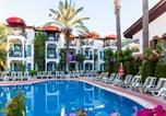 Hôtel İçmeler - Mitos Apartments-1