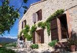 Location vacances Caixas - Villa with 3 bedrooms in Castelnou with wonderful mountain view shared pool enclosed garden-3
