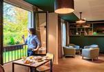 Hôtel 4 étoiles Cergy - Novotel Domaine de Maffliers-1