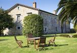 Location vacances Principauté des Asturies - House with 7 bedrooms in Villaviciosa with wonderful mountain view enclosed garden and Wifi 2 km from the beach-1