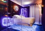 Hôtel 4 étoiles Montrouge - Seven Hotel-1