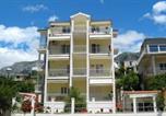 Location vacances  Croatie - Apartments by the sea Podgora, Makarska - 2615-1