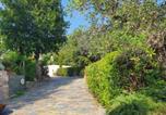 Location vacances Borgo - Maison de charme avec piscine et vue exceptionnelle-4