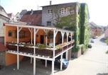 Hôtel Neckarbischofsheim - Cross-Country-Hotel Hirsch-4