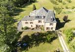 Location vacances Wasigny - House with 6 bedrooms in Lametz with furnished garden and Wifi-1