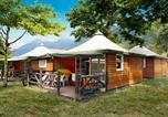 Camping avec Site nature Le Grand-Bornand - Campéole La Nublière-2