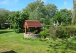 Camping avec Hébergements insolites Plomeur - Camping Sites et Paysages La Torche-4