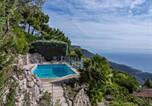 Location vacances Eze - Eze Villa Sleeps 8 Pool Air Con Wifi-2