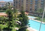 Location vacances Almuñécar - Absolute beach front apartment-4